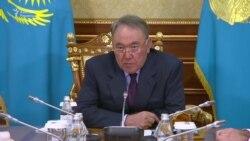 Назарбаев: Алматыда теракт болды