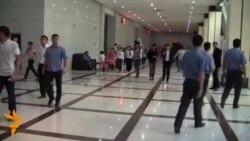 Шабе дар осорхонаи миллии Тоҷикистон