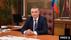 Професор Димитър Димитров е ректор на УНСС