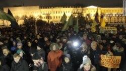 """""""За честную власть"""". Митинг в Петербурге"""