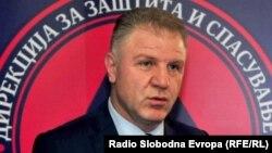 Аднан Џафероски, директор на Дирекцијата за заштита и спасување