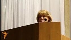 """Миләүшә Айтуганова: """"ТНВның караучысы өлкәнәя, яшьләр кими"""""""