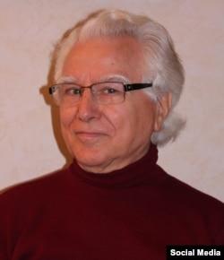 Profesorul Alexandru Melian (imagine de arhivă)