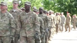 U.S.-Moldovan Military Exercises Begin