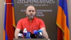 Ընտրությունները չեն դառնալու այս իրավիճակից ելք, փողոցային պայքարը շարունակվելու է` ըստ Աշոտյանի