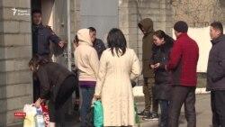 Задержанные в день митингов заявляют о жестких методах полиции
