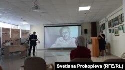 Выставка, посвященная столетию Андрея Сахарова