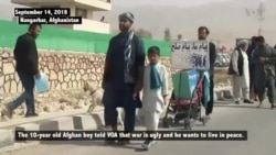 Ten-Year-Old Afghan Boy, His Dog Walk Hundreds of Miles for Peace