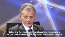 Dzhemilev Says Russia Uses Soviet Tactics To Divide Crimean Tatars