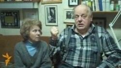 Ірына і Станіслаў Шушкевічы