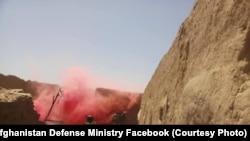 د افغان سرتېرو ارشیف انځور