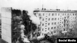 Новосибирск, Степная, 43/1, 26 сентября 1976 года