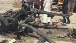 Car Bombs Kill Dozens Southern Iraqi City