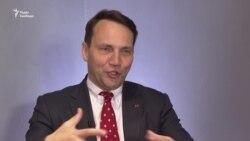 Сікорський: «Східне партнерство» змінило історію Східної Європи – відео
