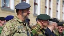 «Натовський десант генералів» прибув у Львів (відео)