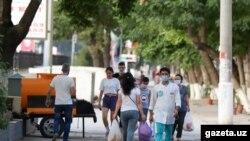 Тошкент, август, 2020