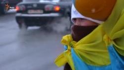 День Соборності: як у Києві з'єдналися Схід та Захід (відео)