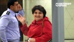 Хадзіджа Ісмаілава: год за кратамі