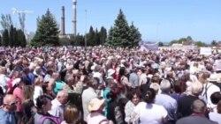 «Ми обстоюватимемо право на землю»: в Севастополі мітинги проти проекту генплану