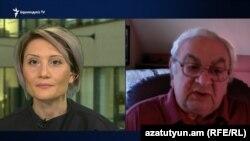 Առաջին նախագահի խորհրդական Ժիրայր Լիպարիտյանը զրուցում է «Ազատության» հետ