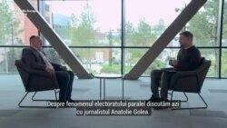 """""""Electoratele paralele"""" ale Moldovei"""