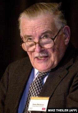 جیمز بوکانان