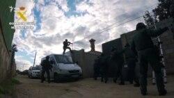 Банду наркоторговців з італійської «каморри» заарештували в Іспанії – відео