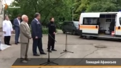 Я очень счастлив, что я украинец, слава Украине – Геннадий Афанасьев (видео)
