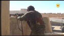 Kobanidə küçə döyüşlərindən video