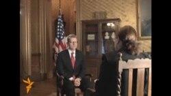 گفتوگوی صدای آمریکا با جی کارنی، سخنگوی رسانهای اوباما