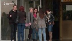 Прв студентски референдум на УКИМ