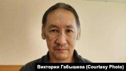 Александр Габышев после принудительной госпитализации в психдиспансер Якутии