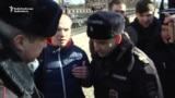 Activist Ildar Dadin Briefly Detained By Moscow Police