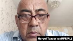 Аскар Каласов из Актобе рассказывает о сестре Гульнар Алдамжаровой. 9 августа 2021 года
