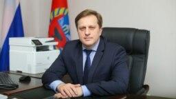 Министр здравоохранения Алтайского края Дмитрий Попов