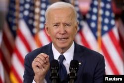 جو بایدن، رئیس جمهور امریکا