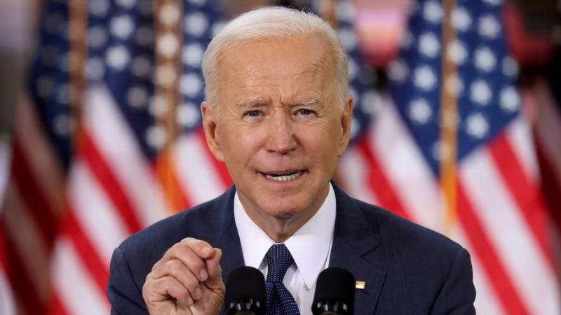 Джо Байден впервые выступит перед обеими палатами конгресса США