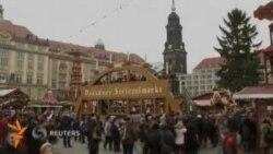 Дрезденда 1434-йилдан бери ўтказиб келинаëтган анъанавий ярмарка очилди