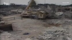Bombing Of U.S Marine Barracks October 23 1983/Reuters