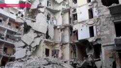Вырваться удается не всем: гуманитарная катастрофа в сирийском Алеппо