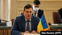 یوگنی ینین، معاون وزیر خارجه اوکراین