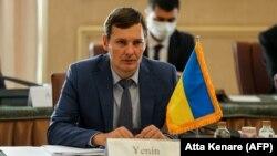 Заступник міністра закордонних справ України Євген Єнін