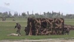ABŞ Gürcüstanda hərbi təlimlərə başladı