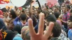Протести в Каїрі