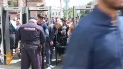 OZOD-VIDEO: Москва масжидларида назорат кучайтирилди