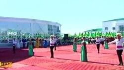 """Prezident """"Bagtyýar zamany"""" açdy"""