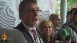 Крис Хеншоу, директор на НДИ за Македонија