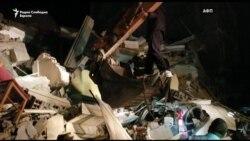 Жртви и штети од силниот земјотрес во Албанија
