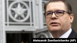 Czech Ambassador to Russia Vitezslav Pivonka