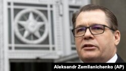 Ambasadorul ceh în Rusia, Vitezslav Pivonka